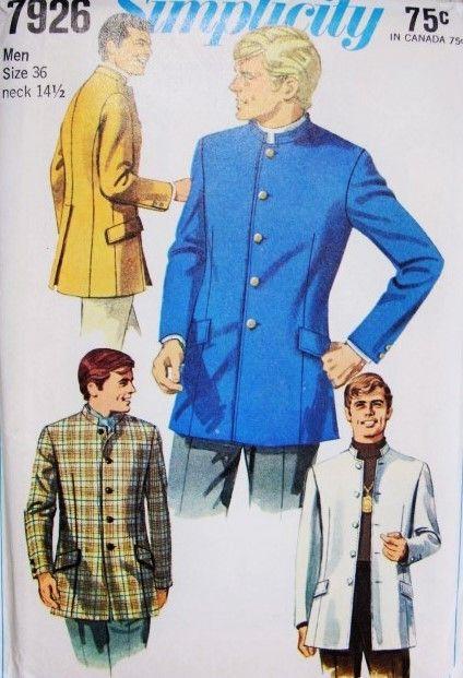16 besten Vintage Mens Wear Patterns Bilder auf Pinterest | Vintage ...