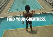 Find Your Greatness, da Nike