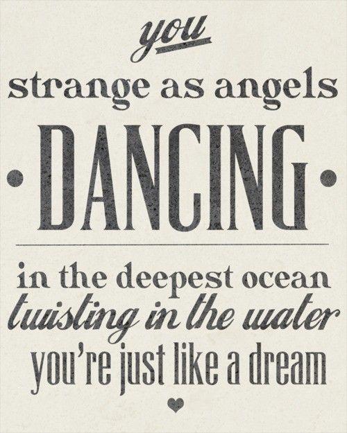 The Cure | Just Like Heaven Lyrics