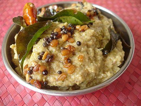 Sorakaya Pachadi - Bottle Gourd Chutney - Indian Food Recipes | Andhra Recipes | Indian Dishes Recipes | Sailu's Kitchen