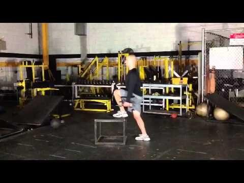 HOCKEY WORKOUT - FULL PROGRAM (Part 1) - YouTube