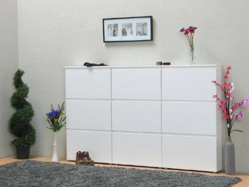 ber ideen zu schuhschrank wei auf pinterest. Black Bedroom Furniture Sets. Home Design Ideas