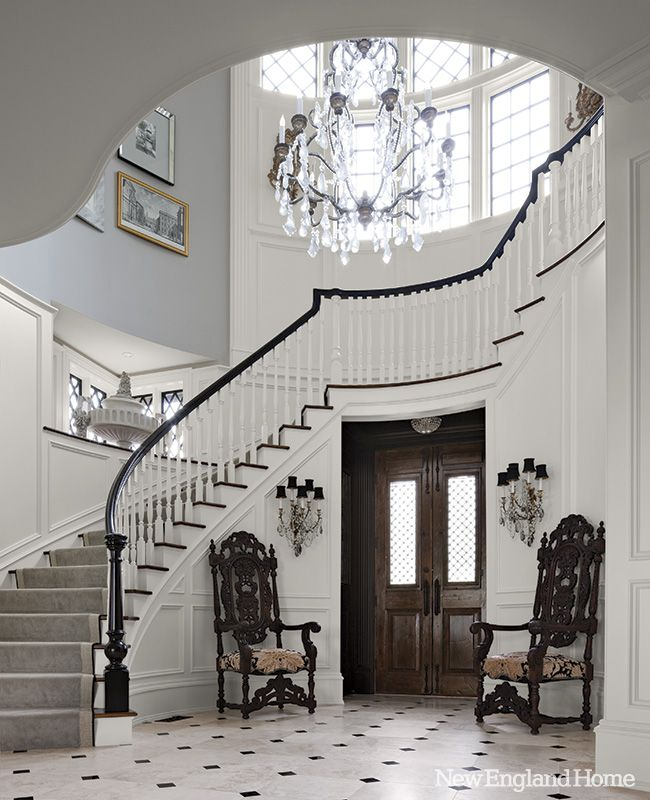 Open Foyer Uk : Best staircases and entryways images on pinterest