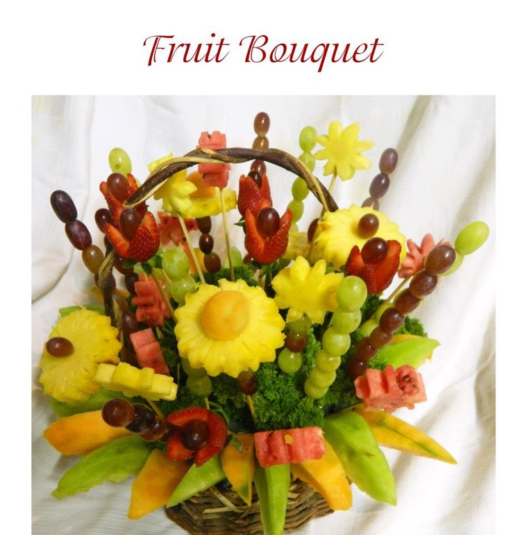 100 best images about edible bouquets on pinterest fruit Fruit bouquet