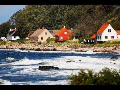 Denmark: Top 10 Tourist Attractions - Video Travel Denmark - YouTube