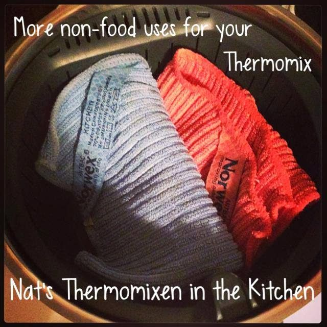 Nat's Thermomixen in the Kitchen: Non-food uses for your Thermomix