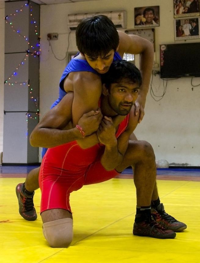Profile: Yogeshwar Dutt   #Wrestling #olympics http://www.livemint.com/2012/05/24200852/Never-back-down.html
