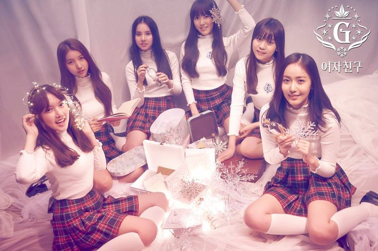 Image: G-Friend's Facebook / Source Music