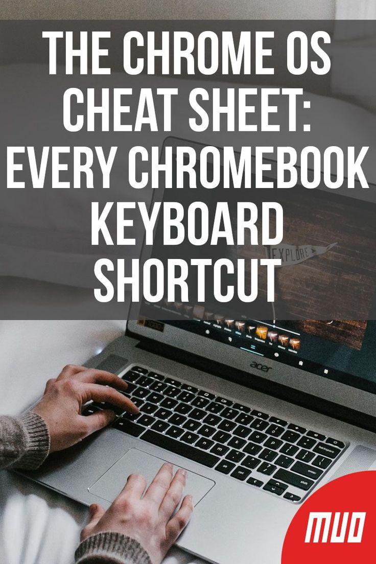 All Chromebook Keyboard Shortcuts The Chrome OS Cheat