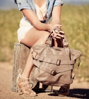 Rock's The Grace Leather Tote. Luxury Leather Handbags, original designs handmade in Cape Town