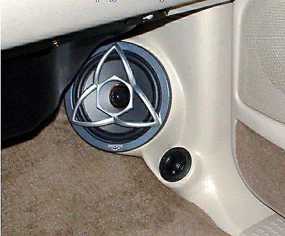 Q-logic #custom kick panel speaker #mounts #chevy silverado crew cab 2001-2006,  View more on the LINK: http://www.zeppy.io/product/gb/2/371655731203/