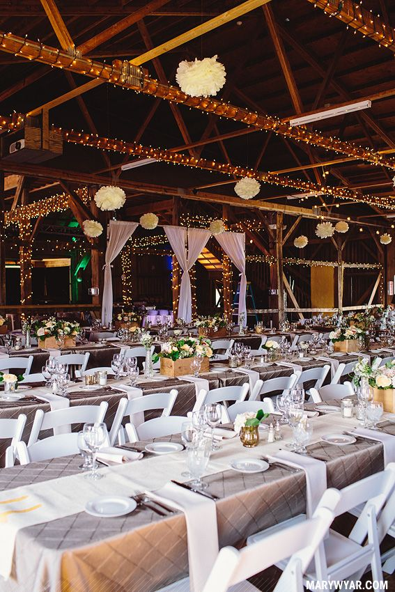 ideas for rustic wedding reception%0A Marissa   Sean u    s glam  rustic wedding at Brookside Farms in Louisville  outside of Cleveland had a Lady Gaga meets John Denver vibe