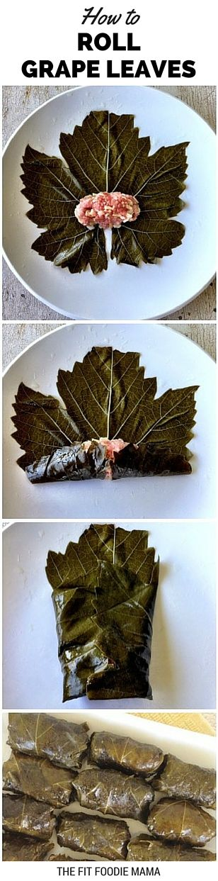 Celebrating My Heritage With Stuffed Grape Leaves | The Fit Foodie MamaThe Fit Foodie Mama