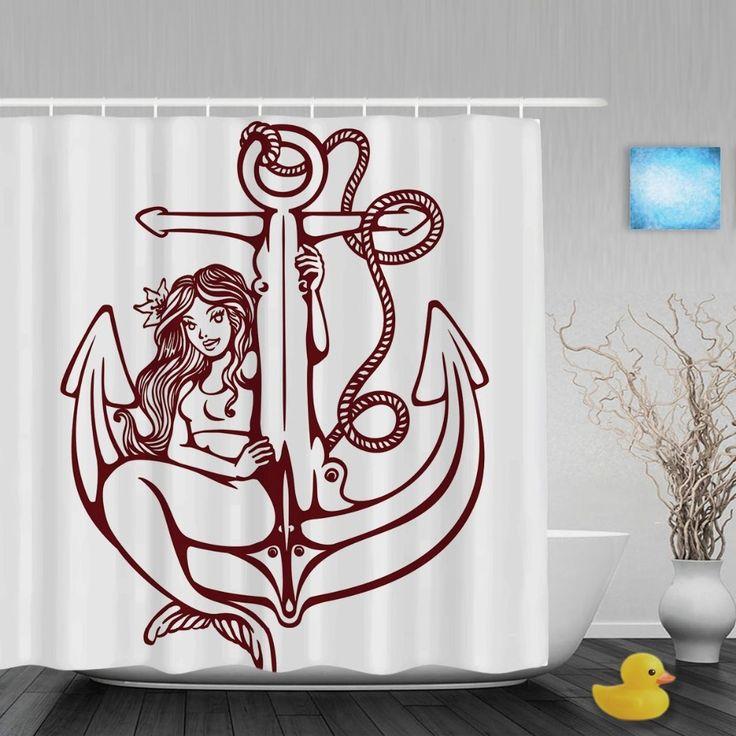 Spotlight Shower Curtain Ring