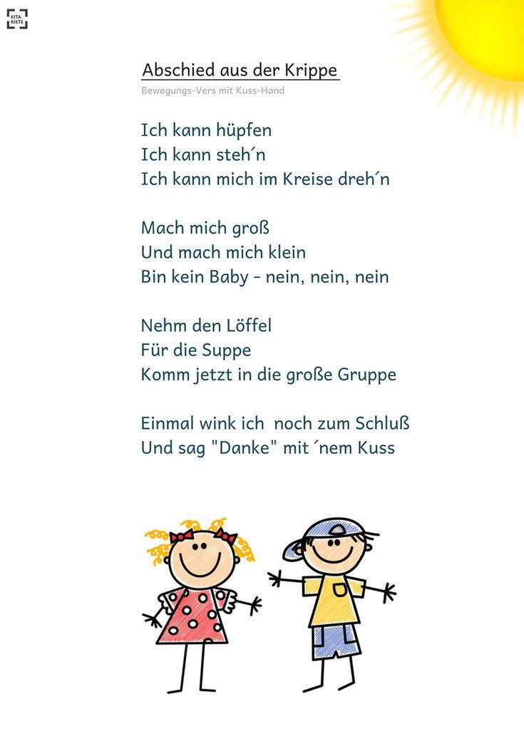 Reime – U3 – Kinderlieder für Kita & Krippe – K. Sch.