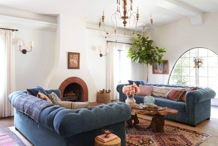 ▷ 1001 + Wohnideen Wohnzimmer zur Inspiration