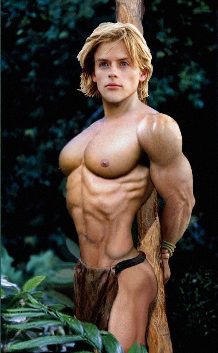 Tarzan Captured By Bumpman321  Tarzan, Ancient Warriors -5708