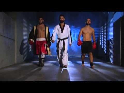 Ερασιτέχνης Ολυμπιακός - Πολεμικές τέχνες / Olympiacos - Martial Arts