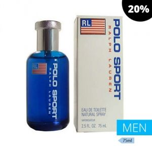Polo Sport for Men 75ml EDT Spray