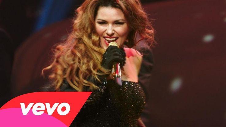 Shania Twain - Man! I Feel Like A Woman! (Live)
