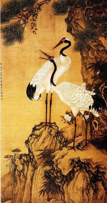 Introducción de la pintura en la antigua China - Cultura China ...