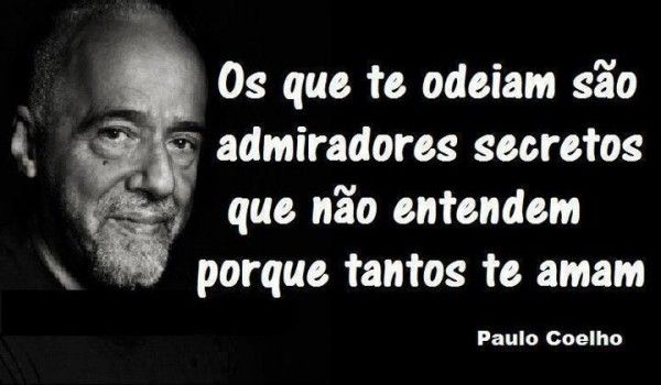 Trolls    ''Those that hate you are secret admirers that dont understand why others love you''    Is it weird that I know absolutely NO Portuguese but I understood this? I guess it's because I know Spanish and it's not that difficult. Eh?