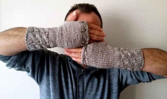 Knit Mens Gloves, Mens Camel Glove, Men Crochet Gloves, Fingerless Gloves, Motorcycle Gloves, Wrist Heaters, Hand-made Gloves, Man gloves    100% 1st class. Quality, used the ropes. These fingerless. Soft, comfortable glove. Elegant was built. mesh model. Bohemian style gloves. keep warm in winter. Relatives brother, my friend. Valentines gift might be an alternative.  For best results, wash your hands cool and dry flat. Dry or iron, no bleach tumble.  Deliveries will then be sent out within…