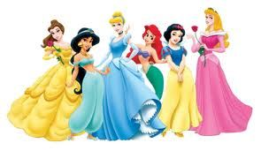 Great list of Disney Princess games!
