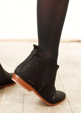 Les petites botines pour l'automne /hiver sont de retour !