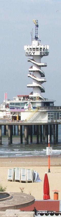 Pier Scheveningen (The Netherlands)