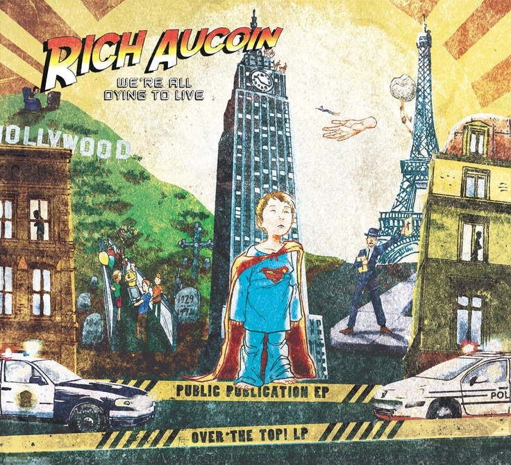 A Look at the Polaris Long List: 3. Rich Aucoin – We're All Dying To Live