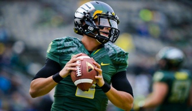 NFL Rumors: One Team In Serious Talks With Titans To Trade Up And Select Marcus Mariota IN 2015 NFL Draft