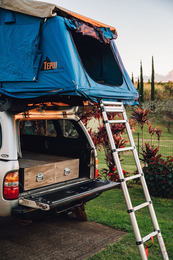 55 best hawaii overlander images on pinterest kauai roof top kauai overlander camper roof tent adventure hawaii tacoma toyota solutioingenieria Image collections