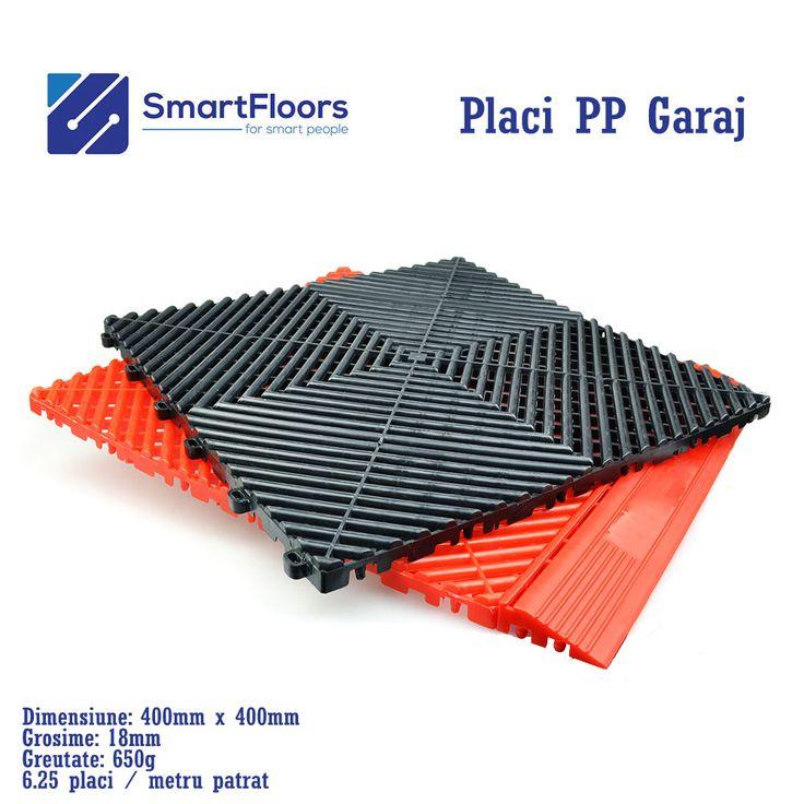 Pardoseala garaj smartfloors.ro