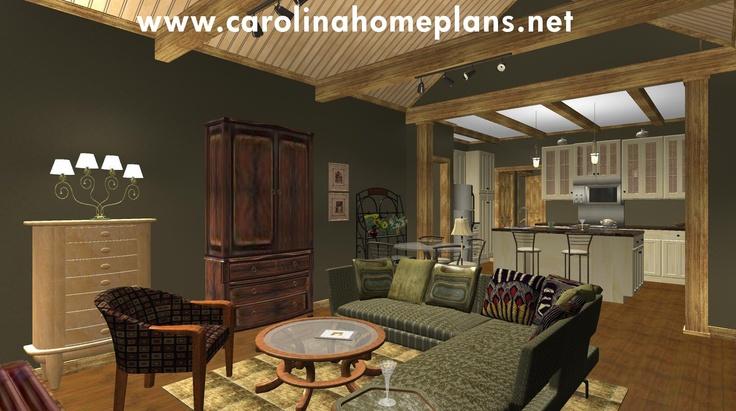 109 best images about open floor plans on pinterest for Carolina plan room