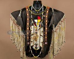 Native American War Shirt -Creek Indian