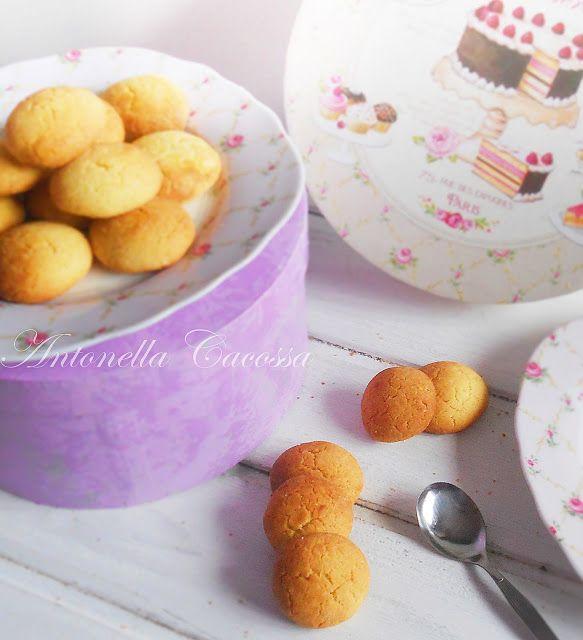 Le Torte di Antonella Cacossa e non solo...: Biscotti al miele di castagno