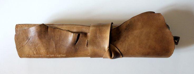 Edit Post ‹ en plain air tool wrap by Rocky Mountain Custom Leather — WordPress.com