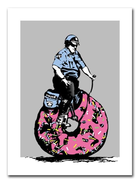 Donut Cop, Rene Gagnon