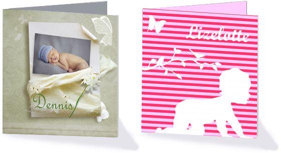 geboortekaartjes met vlinder ten teken van gemis. Voor geboortegedichtjes die in het teken van gemis staan, ga je naar bovenstaande link.