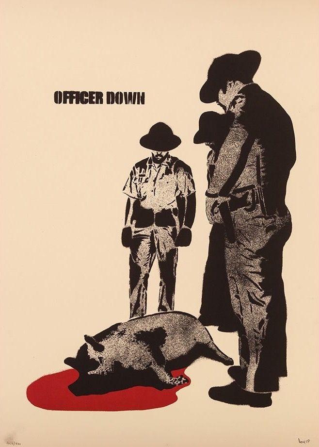 Officer Down by DOLK (2007)