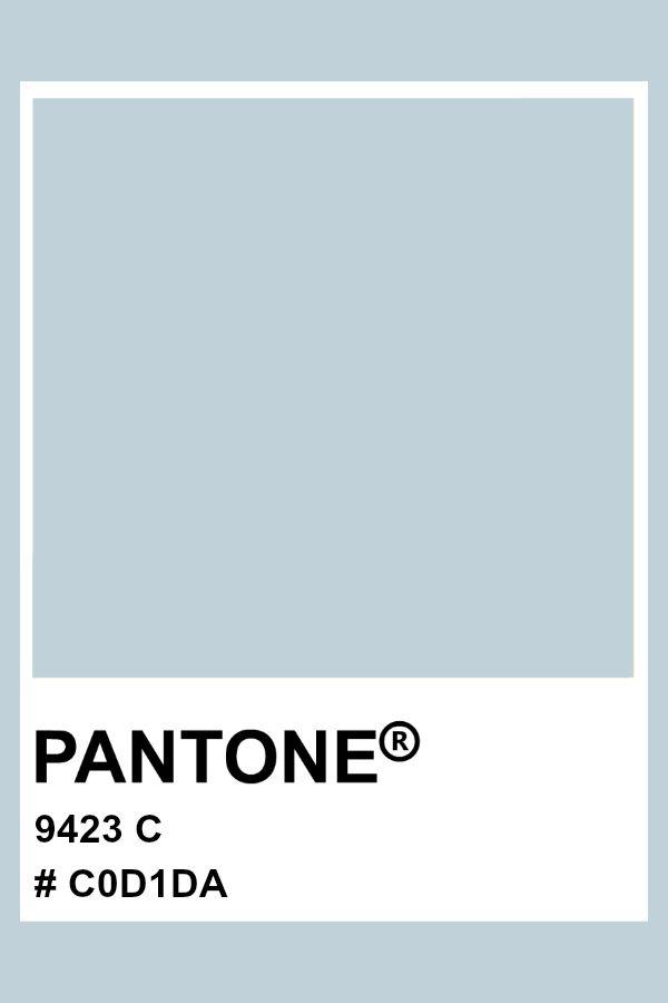 Pantone 9423 C Color Pastel