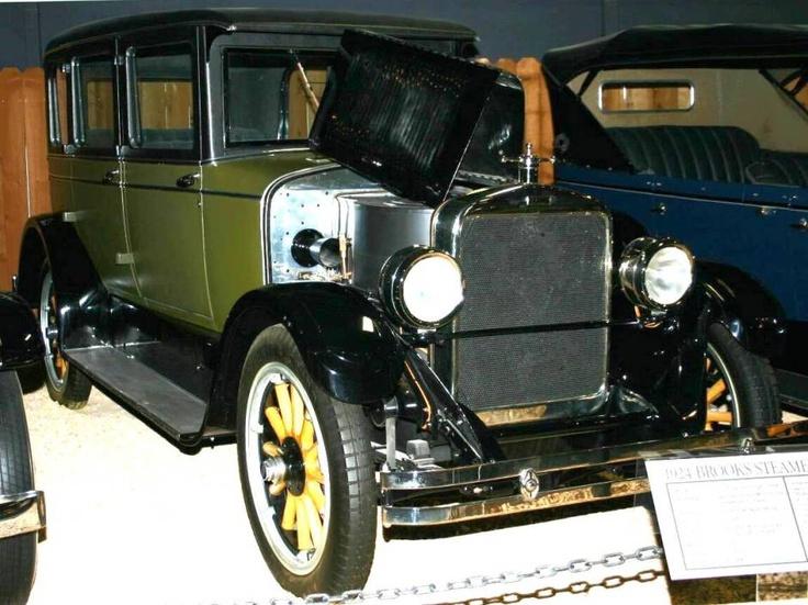 Brooks Steamer Brooks Steam Motors Ltd Was A Canadian
