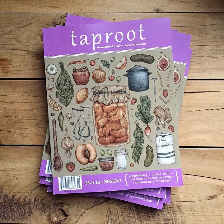 Taproot Magazine | Fringe Supply Co.