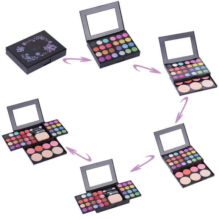 Набор для макияжа - http://ali.pub/1af9oq  #makeup #set #aliexpress