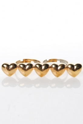 hearts ring $26: Color