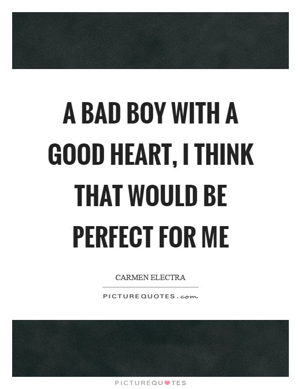 dating bad boy quotes