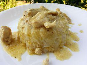 mari plateau: Κοτόπουλο με Κάρυ και Γιαούρτι