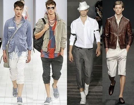 17 best ideas about Mens Capri Pants on Pinterest | Gq mens style ...