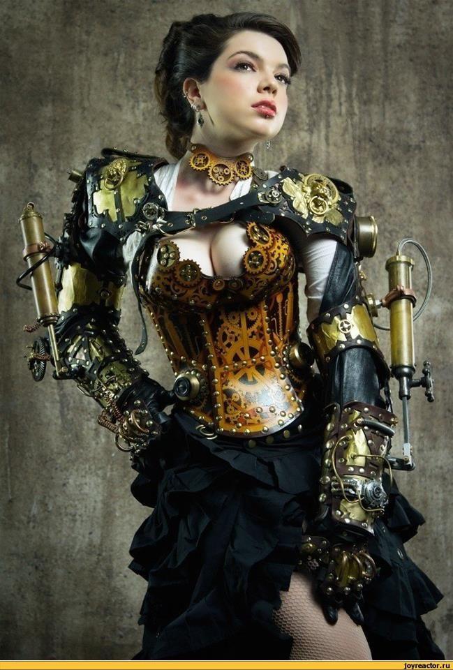 Steampunk Damen Ecosia Gothik Frauen Steampunk Kleidung Modestil